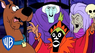 Scooby-Doo Where Are You! | Wacky Witches  | Classic Cartoon Compilation | WB Kids