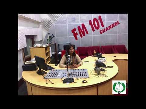 """Filmi Dunya"" Interview with Sajida Mumtaz Kamal - Radio Pakistan"