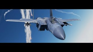 "DCS: F-15C Movie ""AWACS Hunt"""