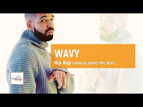"[FREE] Drake x Noah 40 x Jhene Aiko type beat ""Wavy"" / Soulful Hip Hop  Lofi  Type Instrum"