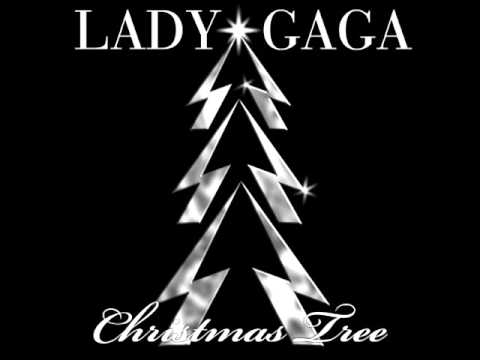 Lady Gaga - Christmas Tree (Demo Version)