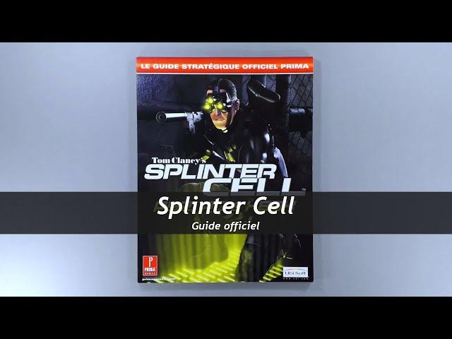 Splinter Cell - Guide officiel