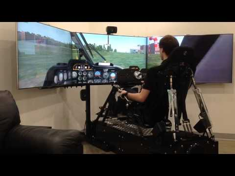 From Auto Racing to Airplane to Helicopter Simulation