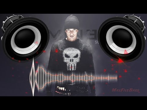 Eminem - Hailie's Song (2Scratch Remix) (BASS BOOSTED)