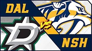 НХЛ Зимняя Классика 2020 | Даллас Старз - Нэшвилл Предаторз | Обзор матча