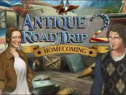 Antique Road Trip 2: Homecoming / Hidden Objects Game ...