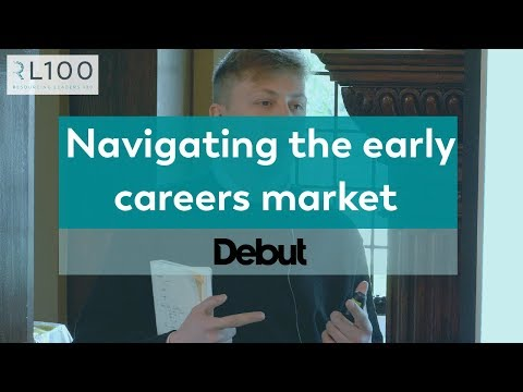 Navigating the early careers market - Recruitment Events Co
