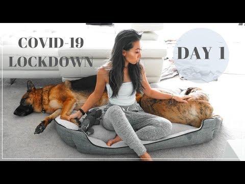 COVID-19 LOCKDOWN - DAY 1