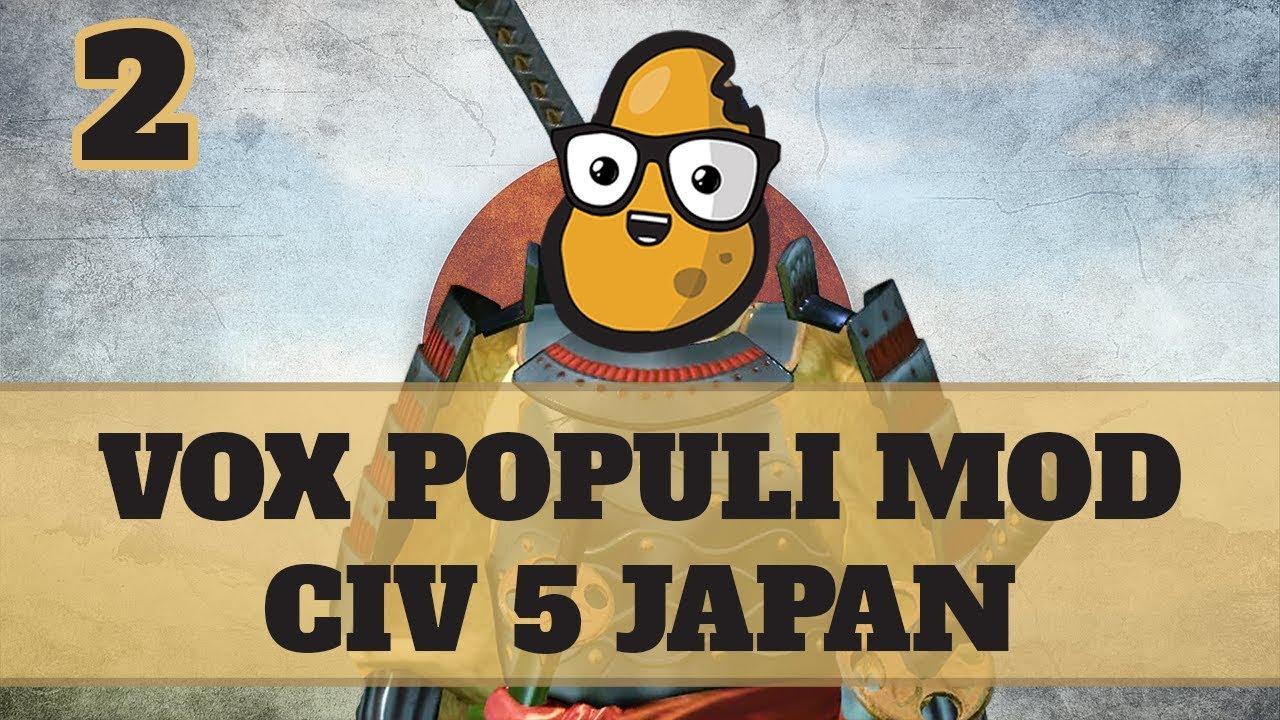 Vox populi civ 5 mod
