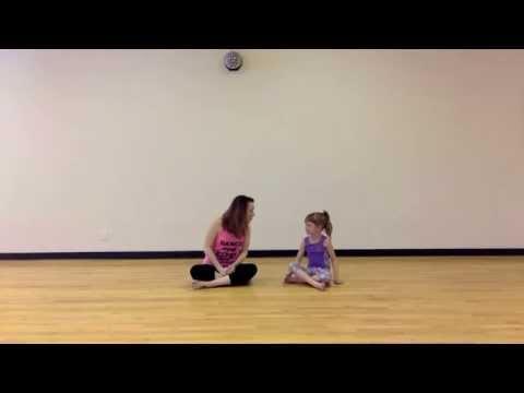 Princess BrainDance: Movement Warm Up for Kids