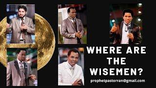 Why TB Joshua Wisemen LEFT | John Chi, Wisemen Harry, Christopher Orji, Daniel,