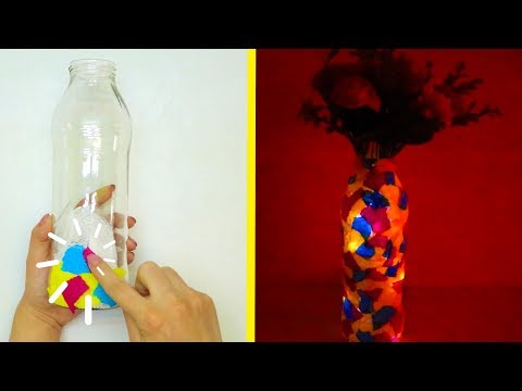 7 DIY LAMP IDEAS / Cool And Easy Lamp Ideas