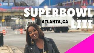 Super Bowl LII Atlanta,Ga