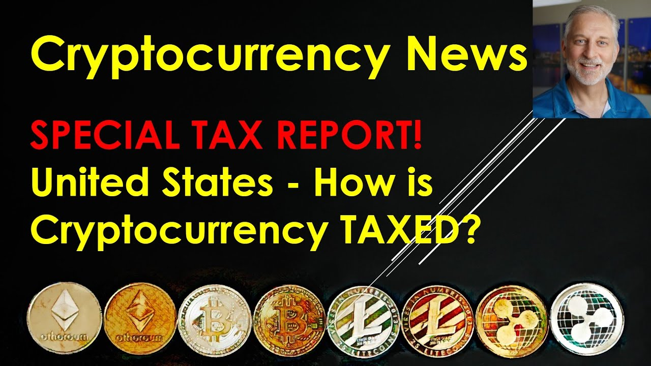 cryptocurrency tax united states