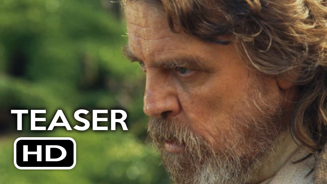 ... Teaser Trailer (2017) Star Wars: Episode VIII Movie HD in HD