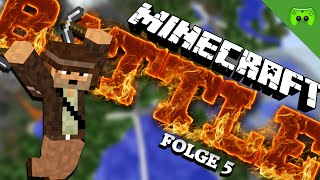 MINECRAFT BATTLE # 5 - Die Mitte «» Let