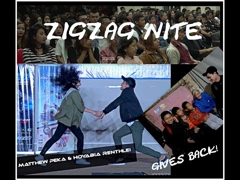 ZIGZAG NITE 29th sept, 2017  | GIVES back!| IN-HOUSE |