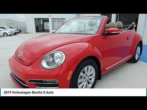 2019 Volkswagen Beetle Edmond Ok, Oklahoma City OK, Norman OK KM507128