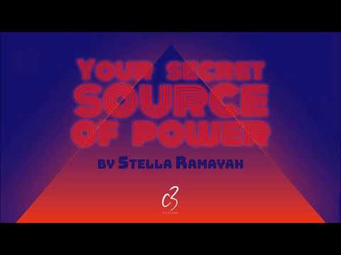YOUR SECRET SOURCE OF POWER (E) by Ps Stella Ramayah_13 Aug