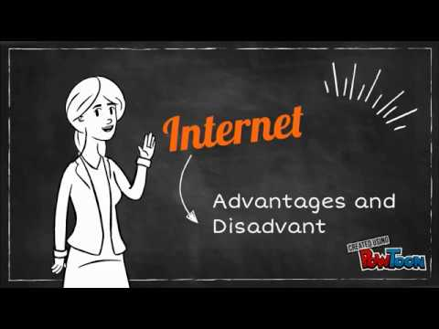 The Internet: Advantages And Disadvantages