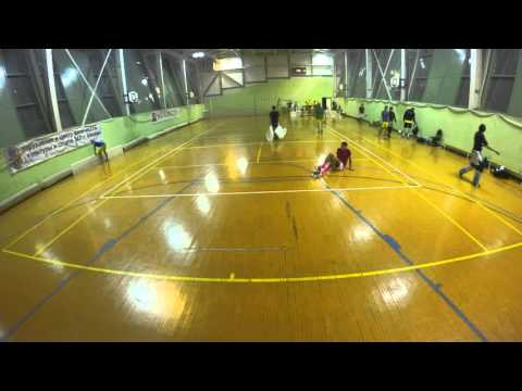 Floorball TimeLapse PlayGround