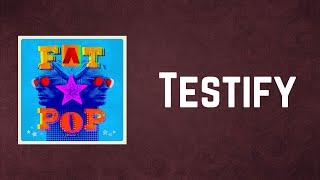 Paul Weller - Testify (Lyrics)