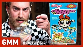 Download Discontinued Cereal Taste Test Mp3 and Videos
