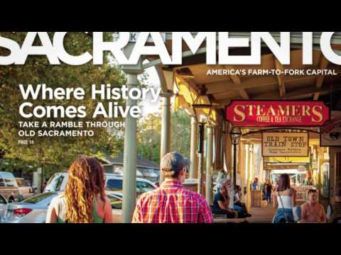Visit Sacramento 2016 Highlights