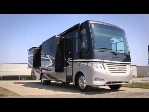 2017 Newmar Bay Star Gas Motor Coach Youtube