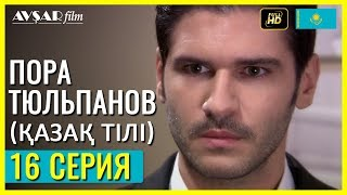 Пора тюльпанов 16 серия Қазақ тілі