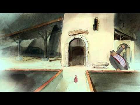 Ernest Celestine Ernest Et Celestine 2012 Trailer English Subs Youtube