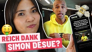 Analyse: Die Masche von Simon Desue (Instagram University)