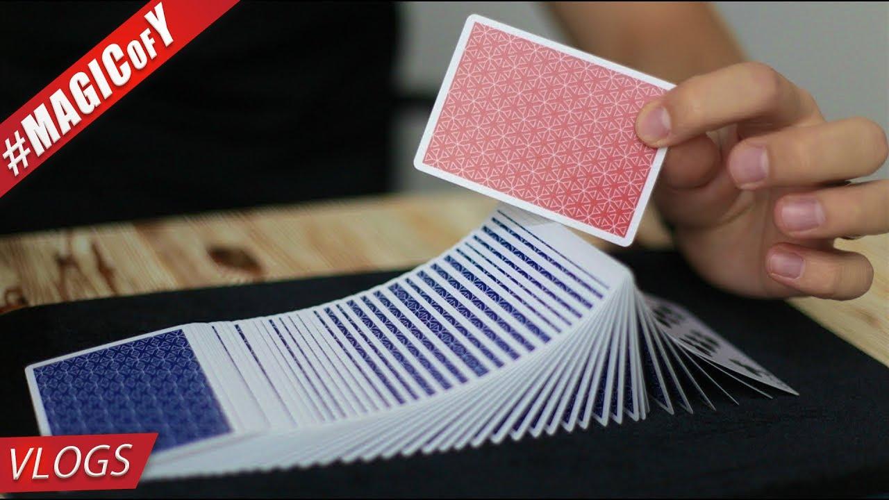 UNBOXING KARTY Y V3 – RECENZJA – Wyjaśnienie iluzji – Magia Y