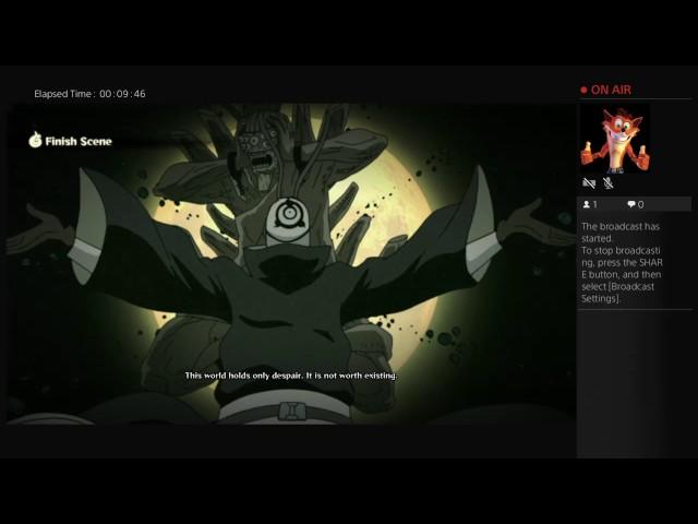 lukazriels Live PS4 Broadcast