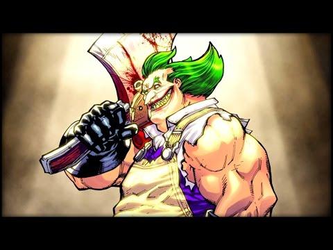 INFINITE CRISIS - DC - Crazy Joker Army!
