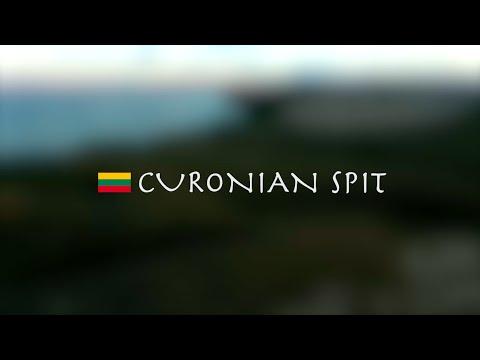 Curonian Spit Lithuania, DJI Phantom 4