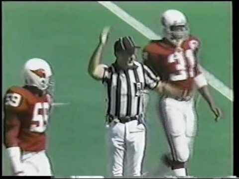 Miami Dolphins vs St Louis Cardinals 1984 1st Half WK 5