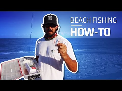 How To Catch Snook On The Beach (Step By Step Tutorial)