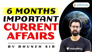 6 Months Current Affairs 2020-21   Important Current Affairs by Bhunesh Sharma screenshot 3