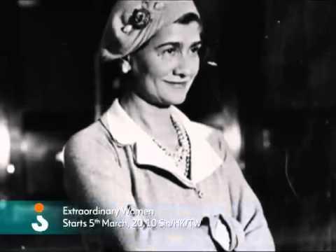 Extraordinary Women on BBC Knowledge - Coco Chanel