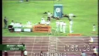 Jarmila Kratochvilova 800m WR (1.53.28) 1983
