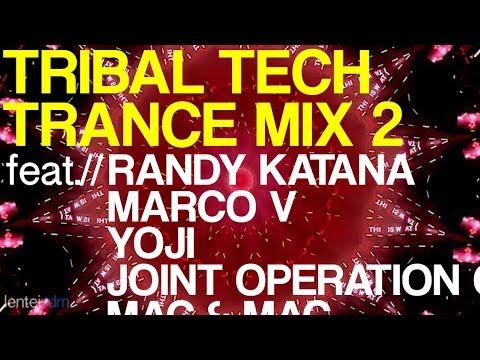 Tribal Tech Trance Mix 2 [Classics]