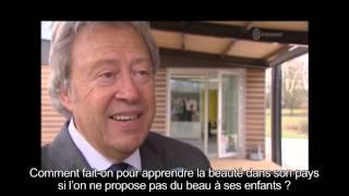 Reportage TV Bruxelles - Hahbo LLEXX - Une réponse de qualité sur la crainte de classes d'écoles