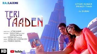 TERI YAADEN | तेरी यादें | Uttar Kumar | Princy Tyagi  | Deepak Dev | Latest video song