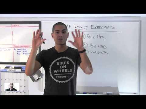 4 best fat burning exercises