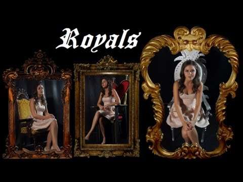 Royals - Lorde | Danielle Lowe - Official Cover Music Video