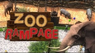 Zoo Rampage - All Levels (Gameplay - PC)