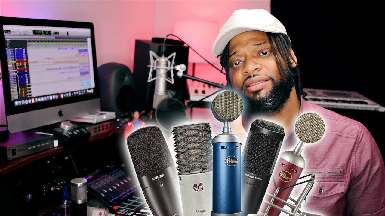 Best Microphone For Singing Live Youtube Studio Home Recording