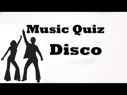 Music Quiz - Disco