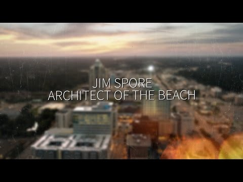 Jim Spore - Architect of the Beach